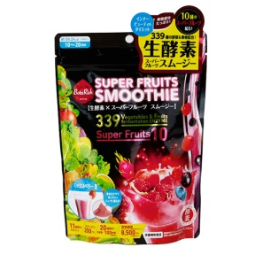 BotaRich Enzyme & Super Fruits Smoothie Powder