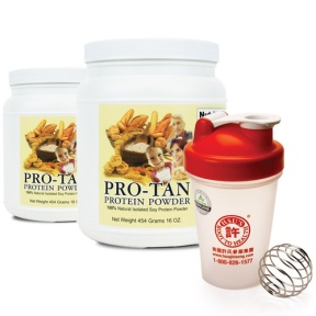 Pro-Tan Protein Powder